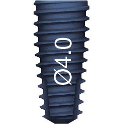 Mege'Gen AnyOne 4.0mm Fixture 安裝範例