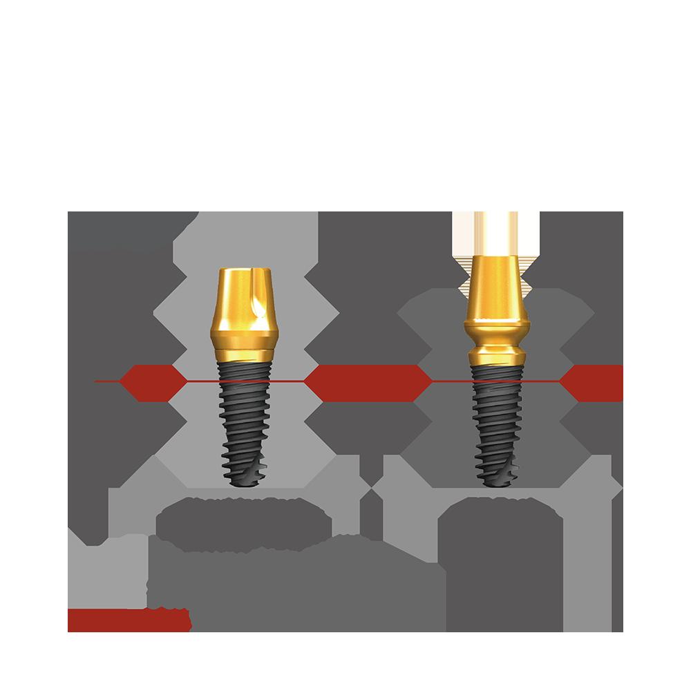 Straumann 認證植體系統 Ti-Star 初期穩定度測試實測圖 2