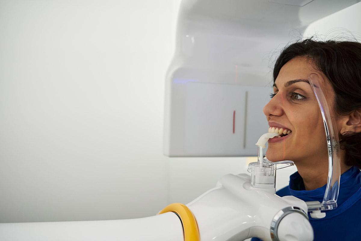 以 CT 影像分析判讀,讓植牙手術更精準